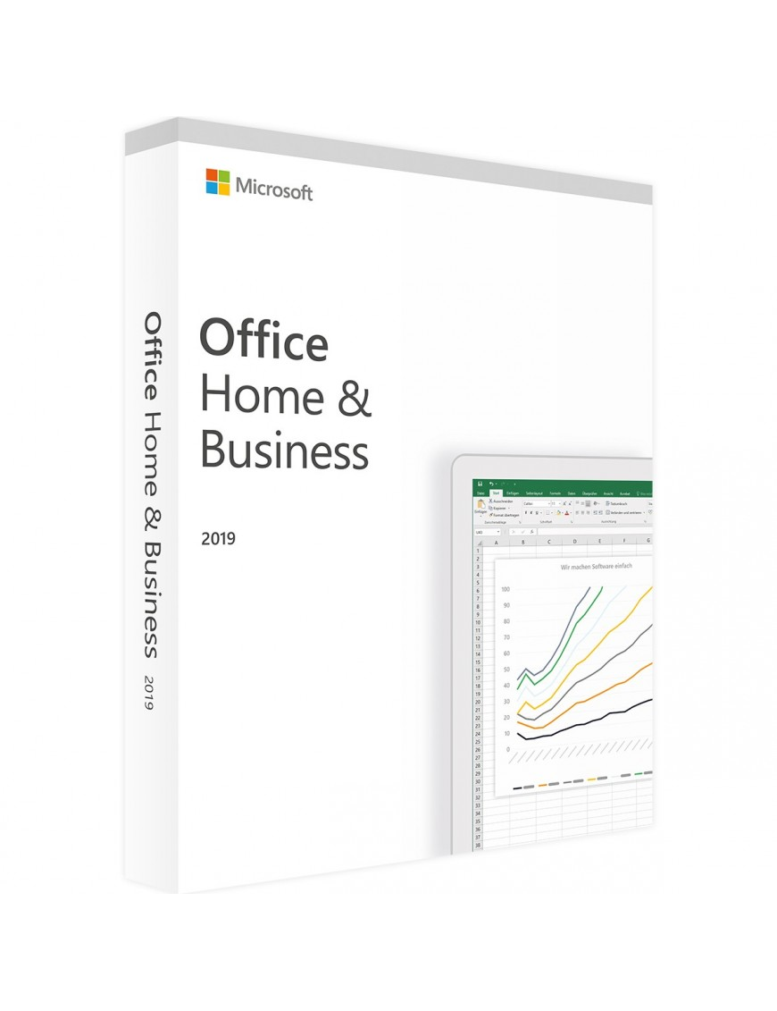 Office 2019 Home and Business für Mac