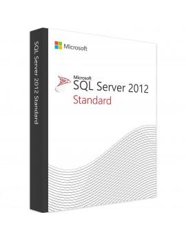 SQL SERVER 2012 STANDARD