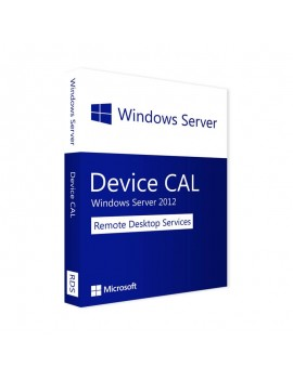 WINDOWS SERVER 2012 RDS DEVICE CAL