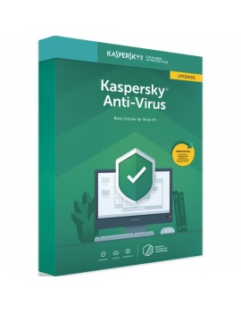 KASPERSKY ANTI-VIRUS 2020 / 2021