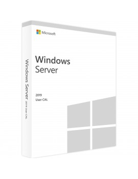 Windows Server 2019 - User CAL