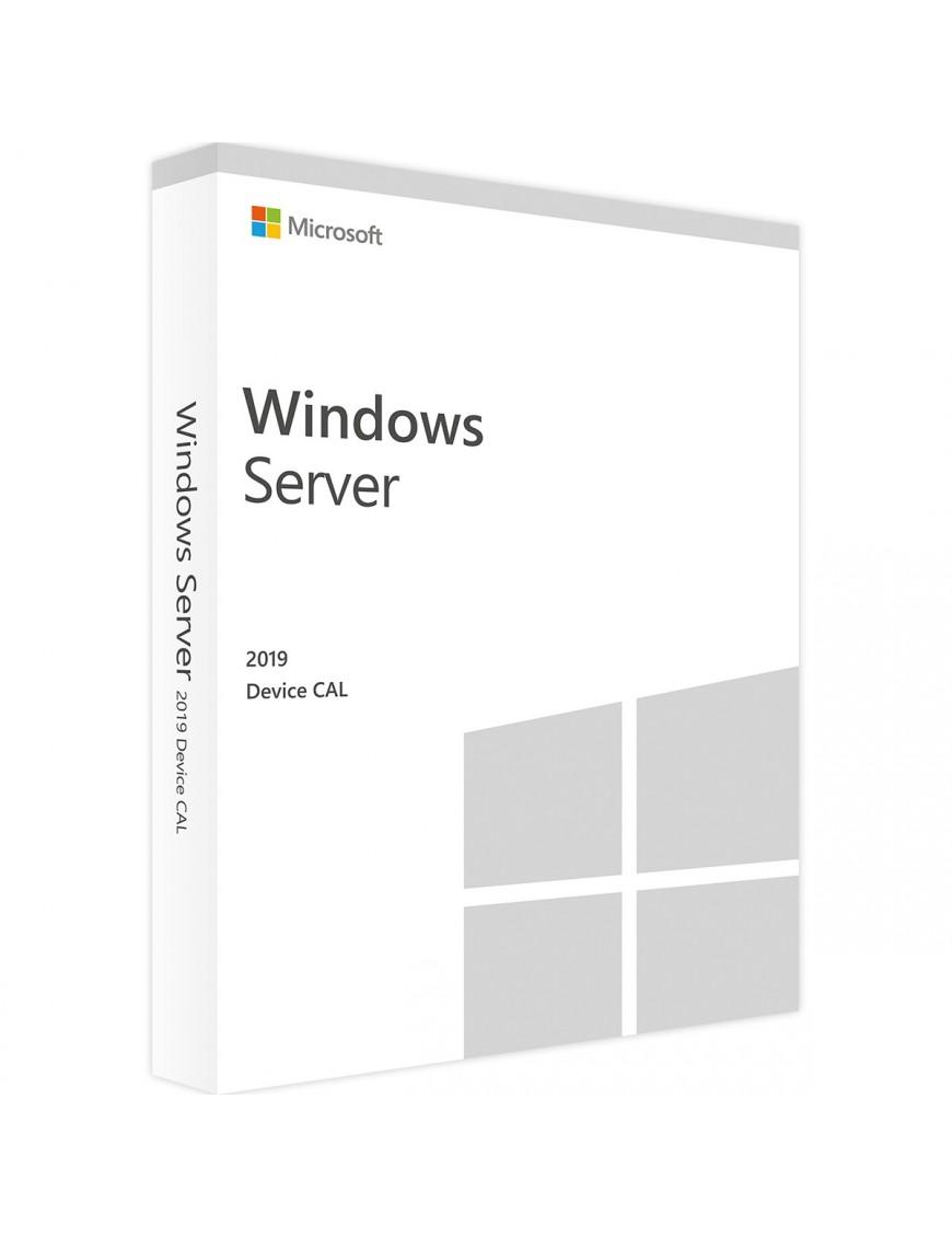 Windows Server 2019 - Device CAL