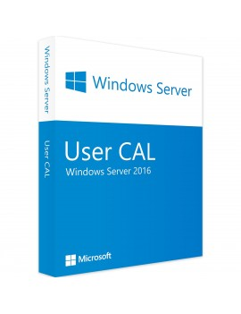 Windows Server 2016 - User CAL