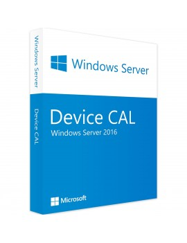 Windows Server 2016 - Device CAL