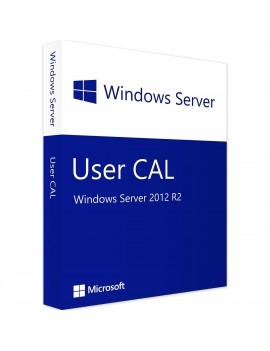WINDOWS SERVER 2012 R2 - USER CAL