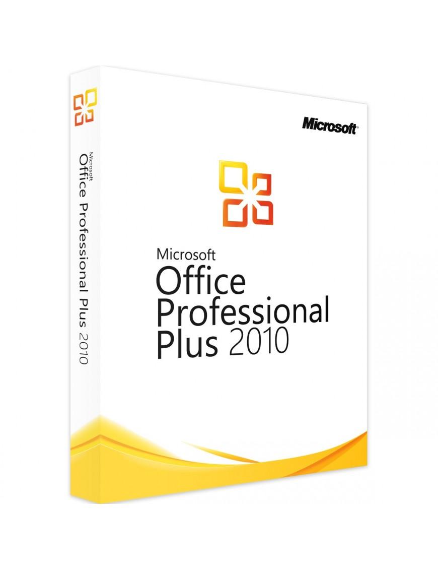 Office Professional PLUS 2010
