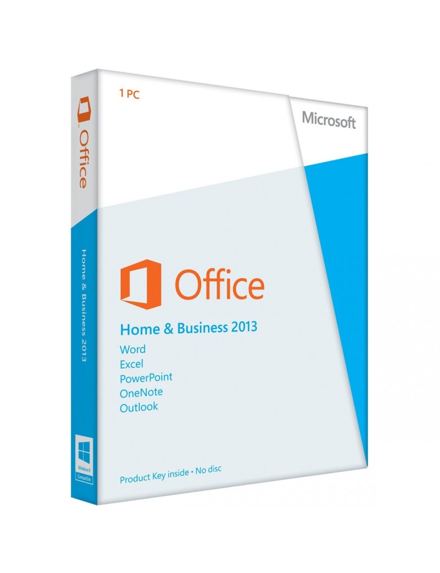 Office Home and Business 2013